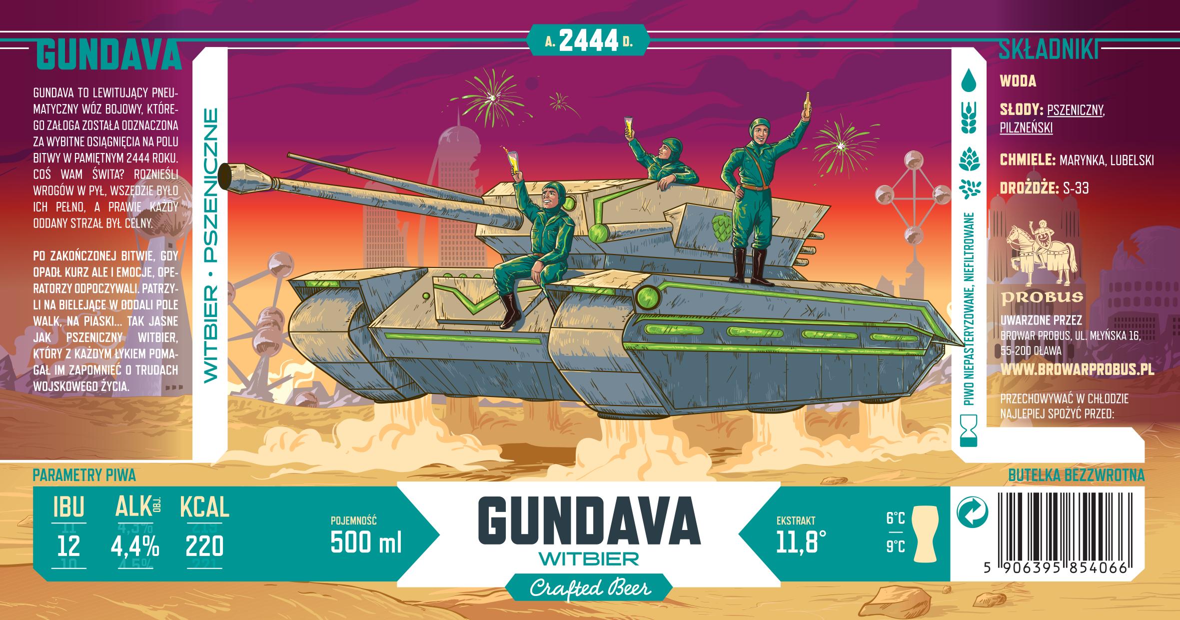 probus-gundava
